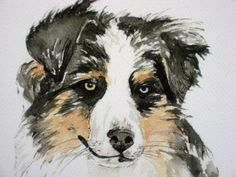 Dog Note cards 3 pack  Free Shipping   Australian by RobinIngles, $5.00