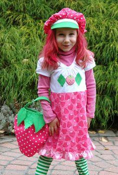 strawberry shortcake costume  sc 1 st  Pinterest & Strawberry shortcake Strawberries and Strawberry shortcake costume ...