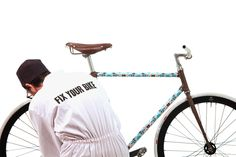Too much uniformity: it's time to fix your bike