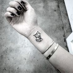 Geometric Tattoos Designs and Ideas (19)