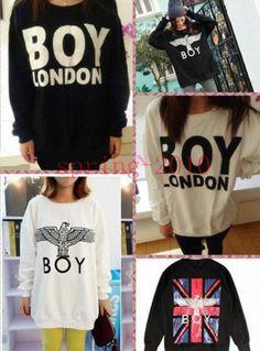 KPOP Celebrity Crewneck Sweatshirt Eagle Boy London Vintage Exo BIGBANG BTS SNSD | eBay - $12.00