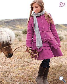 San's 2011 winter coat request