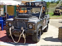 Defender sort, dream off road truck right here