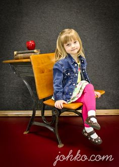 Preschool Photo. Visit www.johko.com for details on booking a session.