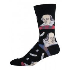 Shakespeare Socks (Mens)