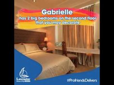 Designing Your Gabrielle Big Bedrooms, Second Floor, Two By Two, Flooring, Videos, Design, Decor, Decoration