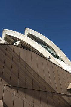 Opera House Sails detail Photo