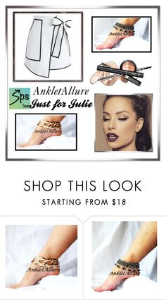 """One simtric set 2."" by sajra-de ❤ liked on Polyvore featuring Chicwish, Jane Iredale and vintage"