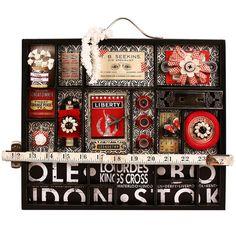 7gypsies tray ideas - Stampington & Company - Creative Impulse