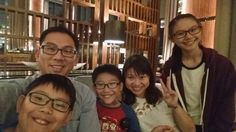 Dinner at The Westin Singapore - Sep 2015