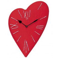 Ceas de perete Batticuore - Antartidee Clocks, Wall, Home Decor, Decoration Home, Room Decor, Watches, Walls, Clock