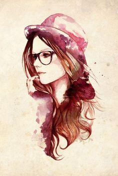 Linda aquarela!: