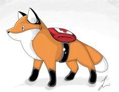Medic Fox!