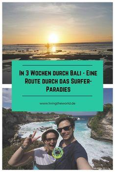 Was kann man in 3 Wochen auf Bali alles erkunden? Ich zeige es dir.