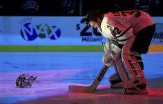 My favouite goalie of all time - Kari Lehtonen