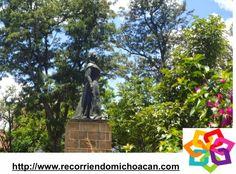 MICHOACÁN MÁGICO te comenta sobre la Plaza Gertrudis Bocanegra o también llamada plaza chica, en este sitio fue fusilada la heroína patzcuarense, hoy encontramos allí una estatua en su honor, es un lugar muy concurrido por su cercanía con el mercado de artesanías y antojitos. AG HOTEL http://www.aghotel.com.mx/