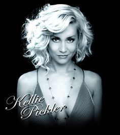 Kellie Pickler, Country Music Singer has many looks.  This is a beautiful b photo.