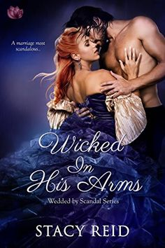 Right now Wicked in His Arms by Stacy Reid is $0.99