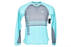 Sombrio Burst LS Cycling Jersey MEDIUM Mountain Bike Enduro 2715935c9