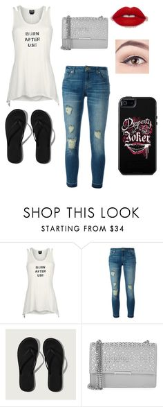 """Harley"" by lissib1096 ❤ liked on Polyvore featuring MICHAEL Michael Kors, Abercrombie & Fitch, Ivanka Trump and OtterBox"