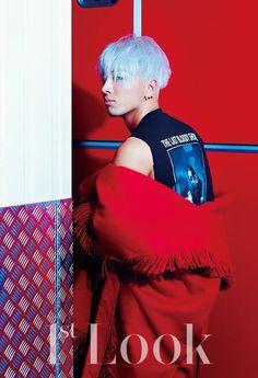 Big Bang | Taeyang for 1st Look Magazine
