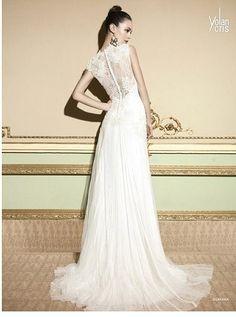 Robe de Mariée : Collection Yolan Cris 2014 - La Mariée en Colère Blog Mariage, grossesse, voyage de noces