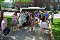 University of New Hampshire Class of 2018 June Orientation - Welcome to UNH Class of 2018! http://studyusa.com/