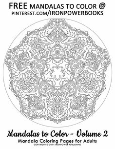 Mandala Design Coloring Pages Ironpowerbooks