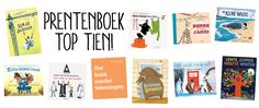 Prentenboek TopTien 2017 | Nationale Voorleesdagen