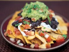Real Food Daily's Famous Vegan Cheddar Nachos. Looking for vegan nachos that taste just like the real thing? This is one of the BEST of the Real Food Daily Recipes. Their famous nachos ROCK!