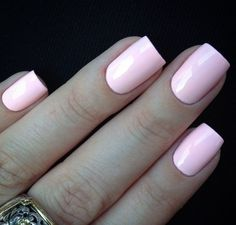 <3 - Not a huge fan of the colour, but I like the shape of the nails