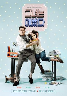 She was Pretty - Kdrama ~I alternated between being irritated with Seung Joon, Ha Ri and Hwang Jung Eum's acting. Only Shin Hyuk/Siwon didn't irritate me. I obviously did not enjoy this like I thought I would. #she was pretty