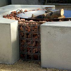CHENG Concrete Exchange - Drawings: Quadra Fire Cube