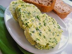 Bärlauch - Butter, ein sehr leckeres Rezept aus der Kategorie Frühling. Bewertungen: 83. Durchschnitt: Ø 4,4.