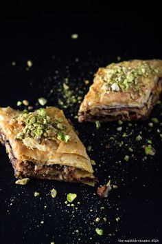 Learn how to make the best baklava with an easy step-by-step tutorial from The Mediterranean Dish