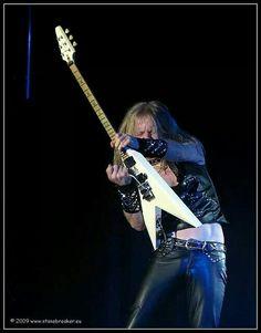 KK Downing I Judas Priest