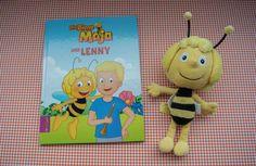 Victoria von vickyliebtdich.at hat das #BieneMaja Buch für ihren Sohn bestellt – lest Ihren Blogbeitrag dazu!