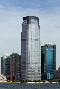 ✯ Goldman Sachs Tower, New Jersey