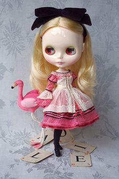 For Gina ≈ Pink Alice ≈ | Flickr: partage de photos!