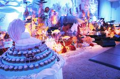 Aaaaaw!!!!!! Under the sea Theme for sweet 17th!!!!!!!!!!! i love it!!!!