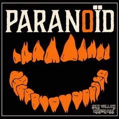 Paranoid (Black Sabbath Cover) cover art
