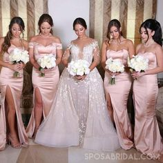 Plus Size Prom Dress, pink bridesmaid dress,satin bridesmaid dress,mermaid evening dress,long formal dresses Shop plus-sized prom dresses for curvy figures and plus-size party dresses. Ball gowns for prom in plus sizes and short plus-sized prom dresses Blush Bridesmaid Dresses Long, Blush Pink Bridesmaids, Bridesmaid Dresses Online, Evening Dress Long, Mermaid Evening Dresses, Blush Rosa, Vestidos Color Rosa, Scarlett, Pink Dress