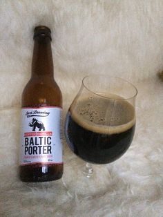 Sori Brewing Coffee Gorilla Baltic Porter