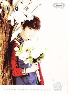 Taemin♡Calendar tree 2013