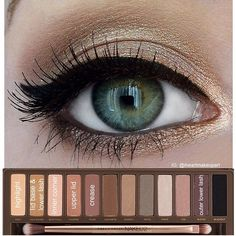 Iheartmakeupart naked 2 palette