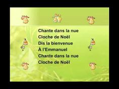 17 Chansons pour Noël - Teaching French Immersion: Ideas for the Primary Classroom French Christmas Songs, Christmas Videos, French Songs, Fun Songs, Kids Songs, Teaching French Immersion, Core French, Cloche, Primary Classroom