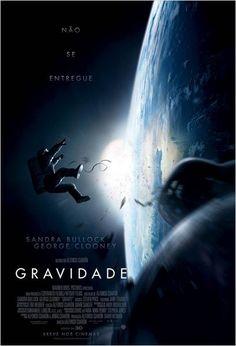 Um filme de Alfonso Cuarón com Sandra Bullock, George Clooney : Matt Kowalski (George Clooney) é um astronauta experiente que está em missão de conserto ao telescópio Hubble juntamente com a doutora Ryan Stone (Sandra Bullock). Ambos são surpreendidos por uma chuva de destroços decorrente da destruição de um s...