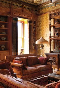 victorian interiors dresser christopher era living furniture homes magnificent rooms eastlake interior loeb east upper decor obsession side bradbury aesthetic