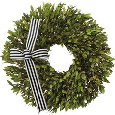"French Myrtle 16"" Wreath"