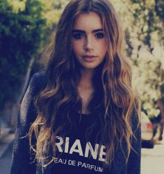 lilly collins | Tumblr